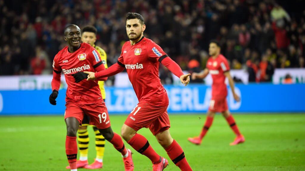 Bundesliga Dortmund Leverkusen